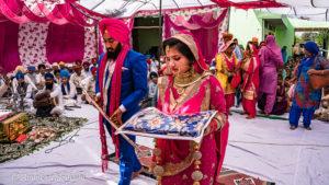 アナンドプールの結婚式(インド)