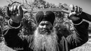 二ハングの生活(インド)