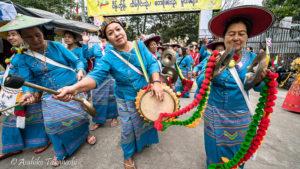 シャン族新年祭(ミャンマー)