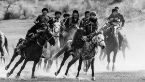 アイダール湖&ブズカシ(ウズベキスタン)