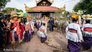 タウンビョン祭り(ミャンマー)