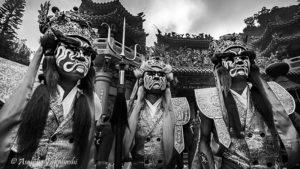 龍隱寺道教祭(台湾)