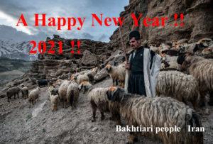 謹賀新年!! 2021 !!